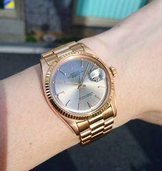 Rolex datejust ref.1601/5