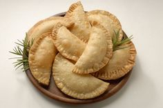 It's National Empanada Day, but for us, any day is perfect for empanadas. Here are four delicious recipes you'll love.