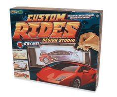 SittingOnaRainbow.com - Custom Rides Design Studio, $19.95 (http://www.sittingonarainbow.com/custom-rides-design-studio/)