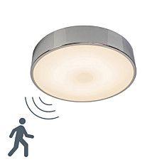 Spectacular Deckenleuchte Motion II Aluminium LED mit Mikrowellen Bewegungsmelder Deckenlampe Lampe Innenbeleuchtung