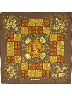 'Hourvari' scarf