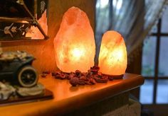 natural-mente-stefy: COME FARE LAMPADA DEL SALE DA SOLI CON MENO DI 5 EURO