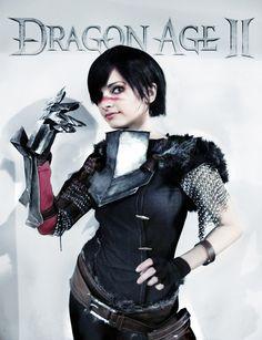 Hawke - Dragon Age II  #hawke #dragonageII #cosplay #champion