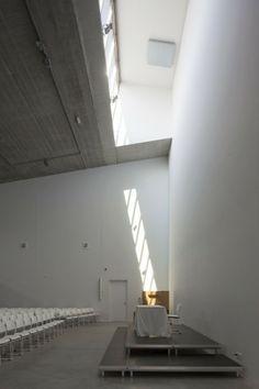 Morovian Church / 70F Architecture