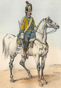 Dragones de Numancia 1775
