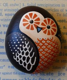 Inspiring Creativity : Painted Rocks!   <3