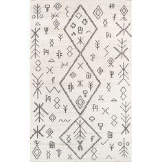 Found it at Joss & Main - Quinn Natural Wool Hand-Knotted Area Rug