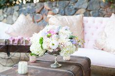 Photography: Kate Webber Photography   katewebber.com Floral Design: Nancy Liu Chin Designs   nancyliuchin.com Wedding Venue: Annadel Estate Winery   annadelestatewinery.com   View more: http://stylemepretty.com/vault/gallery/23432