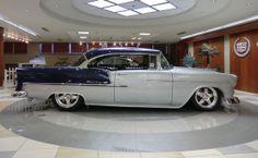 1955 Chevrolet Bel Air Custom Sport Coupe