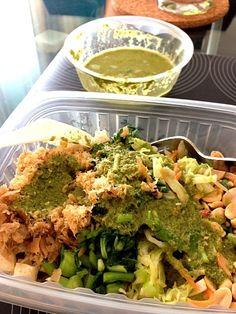 レシピとお料理がひらめくSnapDish - 2件のもぐもぐ - Thunder tea rice by su ann chong