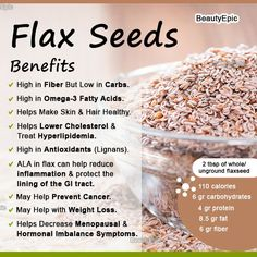 16 Surprising Benefits of Flax Seeds For Skin, Hair and Health Vorteile von Leinsamen Tomato Nutrition, Health And Nutrition, Health And Wellness, Health Tips, Nutrition Shakes, Health Articles, Sante Bio, Coconut Health Benefits, Benefits Of Chia Seeds