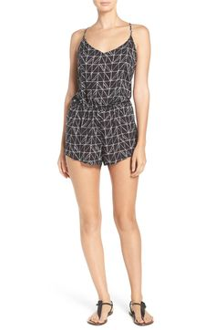 Main Image - Dolce Vita Beaded Cover-Up Romper