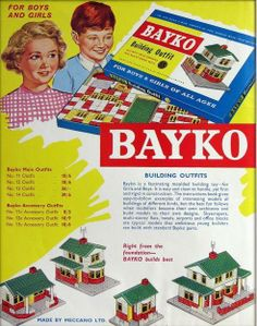 bayko building set