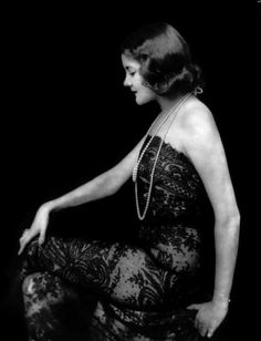 Jeanne Eagels photographed by Alfred Cheney Johnston, 1923