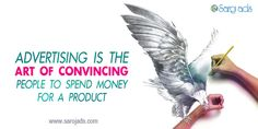 Advertising is the art of convincing people to spend money for a product.one can make the company's product to reach the targeted public effectively. Free Advertising, Advertising Agency, Best Ads, Ads Creative, Branding Agency, Target Audience, Tv Commercials, Media Design, Good Company