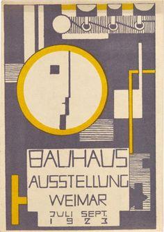 Framed Print - Weimar Bauhaus German Art Exhibition Ausstellung Poster c. Art Bauhaus, Bauhaus Design, Walter Gropius, Kandinsky, Harlem Renaissance, Art Exhibition Posters, Laszlo Moholy Nagy, Postcard Art, Grafik Design