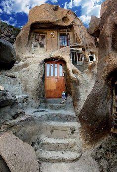 Rock Architecture,Kandovan