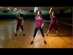 Everything you need to know about zumba Simple fun zumba routine....Low (Apple Bottom Jean) by Flo Rida - YouTube