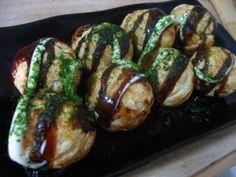 Vegan Takoyaki