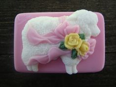 Sheep Soap by Bloom Decorative Soaps