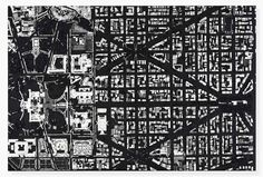 Damien Hirst Turned Thousands of Surgical Tools into a map of DC, remains sofaking cool