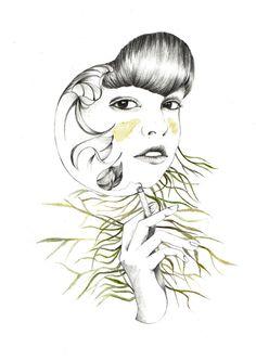 .: Morin Zasly Fashion Illustrations