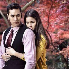 NadechYaya in this drama is so cute