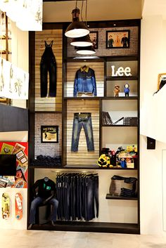 VF Brand Flagship Store by Restore Solutions - Bangalore, India