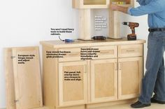 Make Cabinets the Easy Way | WOOD Magazine