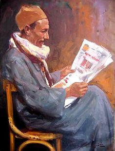 Mahmoud Feteih living in Egypt