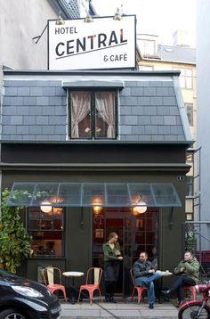 Central Hotel & Café, Copenhagen, Denmark