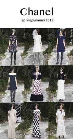 Chanel Haute Couture SS/2013 Paris