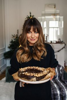 Makowiec w zdrowej wersji - Anna Lewandowska - healthy plan by Ann Poppy Seed Cake, Aga, Food And Drink, Yummy Food, Sweets, Long Hair Styles, Chocolate, Healthy, Ethnic Recipes