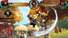 This game is AWESOME!  All the characters feel viable and balanced.  Play it peeps!  (Skullgirls)