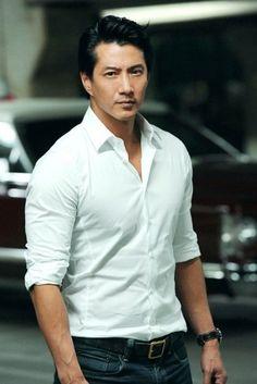 The beautiful, kind & talented Will Yun Lee.