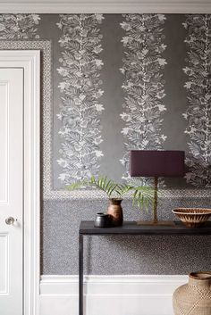 Eclectic wallpaper collection Ardmore by Cole & Son | PUFIK. Beautiful Interiors. Online Magazine