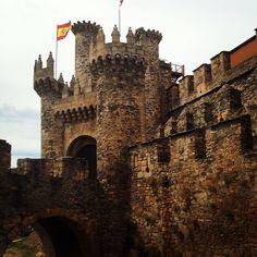 Tomar, Portugal - Knights Templar Castle