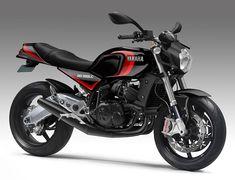 """Será que a lenda Yamaha RD 350 2017 será ressuscitada? Quem andou de moto nos anos 80 nunca vai se esquecer da Yamaha RD 350, a """"Viúva Negra"""", que alcançava os 200 km/h."""