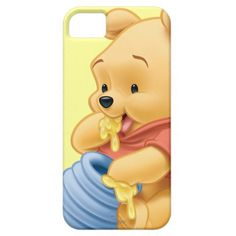 Winnie the Pooh Crossover iphone case