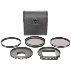 Bower 6 Piece Filter Kit for GoPro Hero 3+ Action Camera