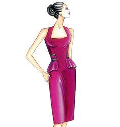 F3441   Marfy Dress   Dresses   Shops@McCall