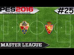 PES 2016 Master League #25 Real Zaragoza