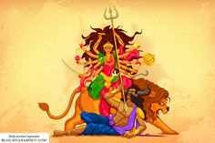 Goddess Durga HD Photo – Share your Emotion with Images Maa Durga Hd, Maa Durga Image, Durga Ji, Durga Goddess, Shiva Shakti, Hindu Festivals, Indian Festivals, Durga Puja Wallpaper, Ganesh Wallpaper