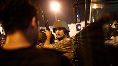Putschversuch in der Türkei: Erdogan kündigt Säuberungen beim Militär an