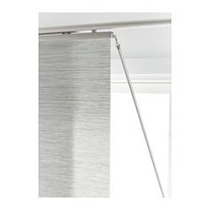 IKEA - KVARTAL, Draw rod, Makes it easy to move and arrange panel curtains and still keep them clean.