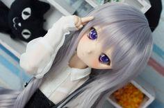 Cute! DDH01 custom by Suduki-san.