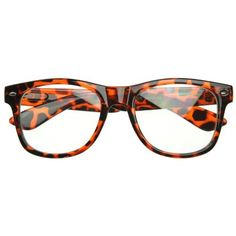 bcde03eee44d Amazon.com: Standard Retro Clear Lens Nerd Geek Assorted Color Horn Rimmed  Glasses (Tortoise Shell): Shoes