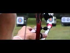 Slow motion archery tuning - YouTube