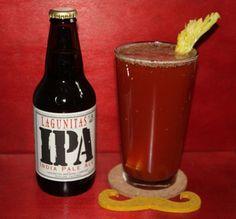 Lagunitas India Pale Ale Beer Mary