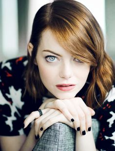 The look of Emma Stone